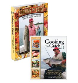 Cooking the Catch Vol 1 & 2 Book Combo