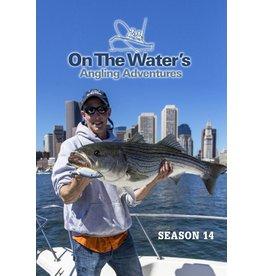 NEW - DVD | On The Water TV | Season 14