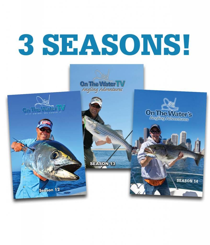 DVD Bundle | Seasons 12, 13 ,14