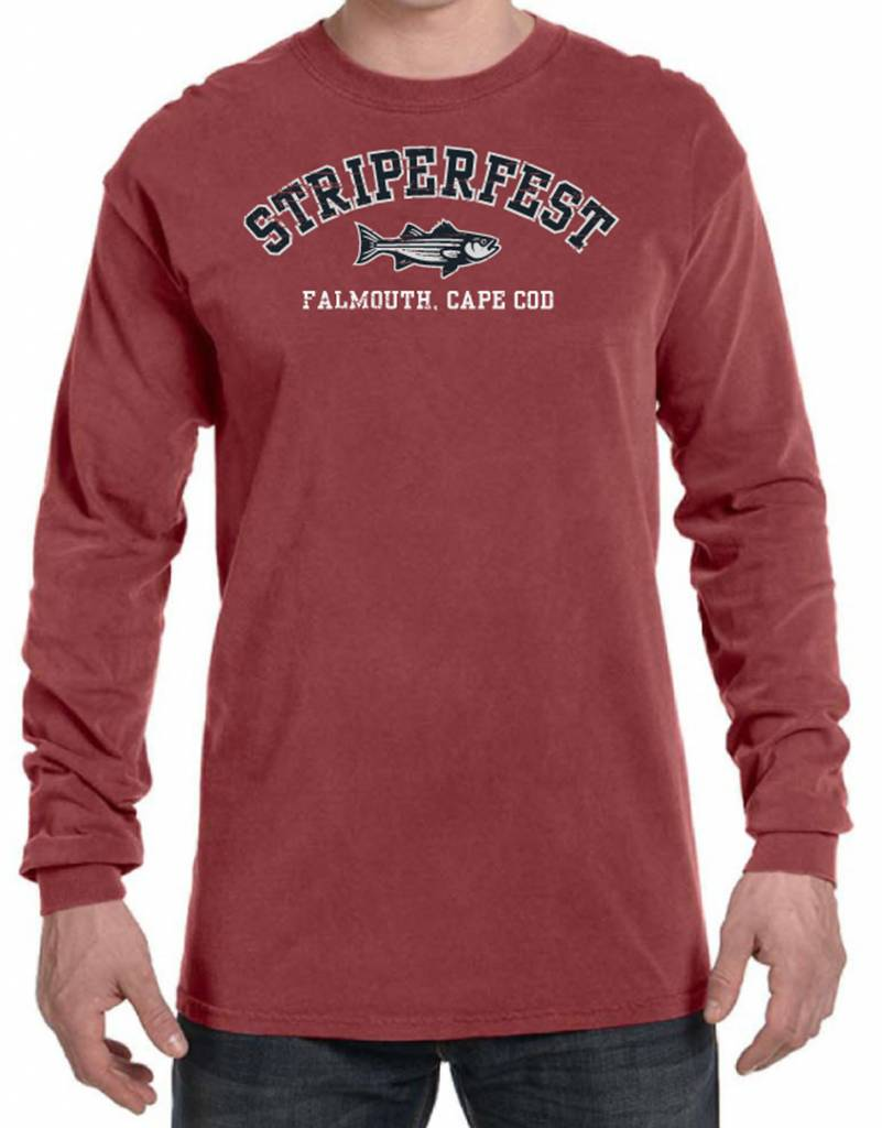 StriperFest Block T-Shirt