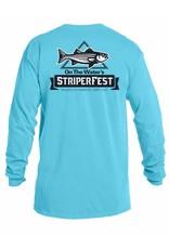 StriperFest Triangle T-Shirt