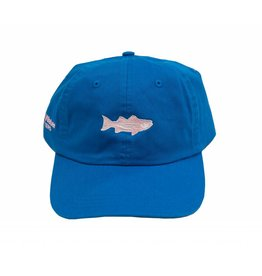 OTW Hat Washed Striper Lagoon