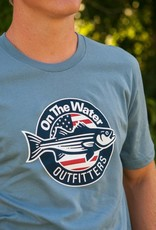 Stars and Stripers Shortsleeve Tee