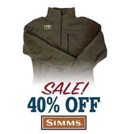Simms Simms 1/4 Zip Fleece