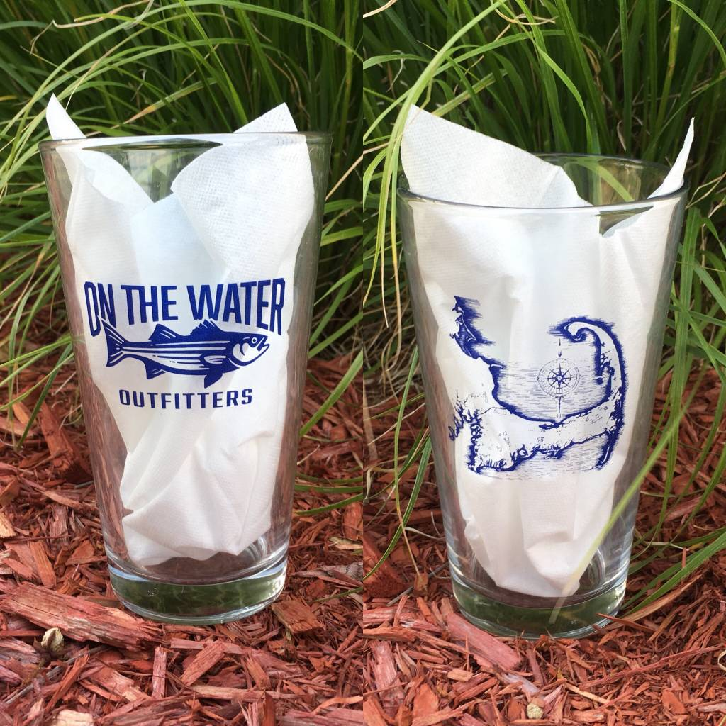 OTW Pint Glass Collectible
