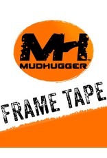 Mudhugger MudHugger Pack of 4x Frame Tape
