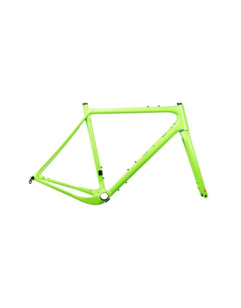 Open Cycles Open U.P. Frameset Green Medium