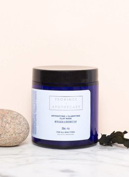 Detoxifying & Clarifying Clay Mask, 120ml