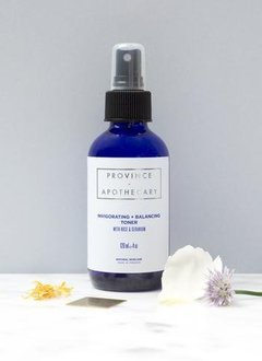 Invigorating & Balancing Toner, 120ml