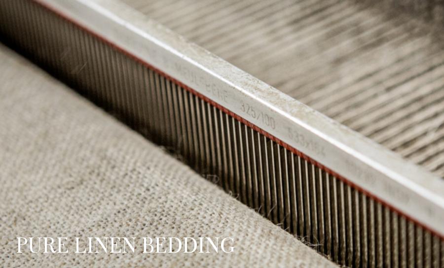 Pure Linen Bedding - Goldgrass Home
