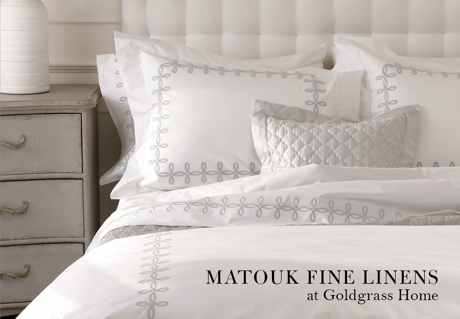 Beau Founded In 1929 By John Matouk, His Company Has Been North Americau0027s  Premium Luxury Linen Maker For Nearly A Century. Having Learned The Craft  And Business ...