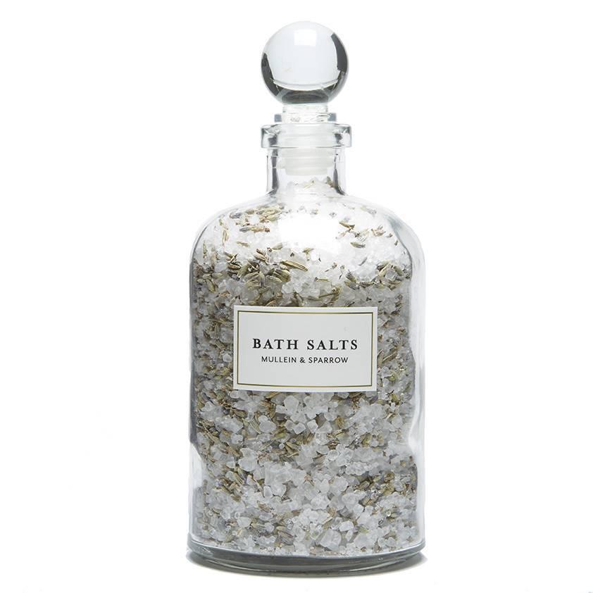 Mullein & Sparrow Mullein & Sparrow - Lavender Blossom Bath Salts
