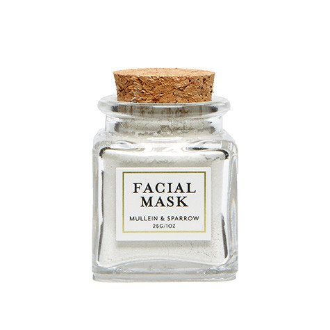 Mullein & Sparrow - Mini Facial Mask