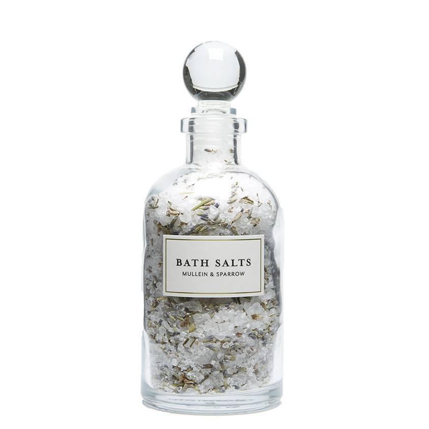 Mullein & Sparrow Mullein & Sparrow - Mini Lavender Blossom Bath Salts