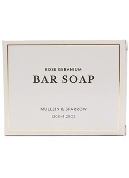 Rose Geranium Bar Soap