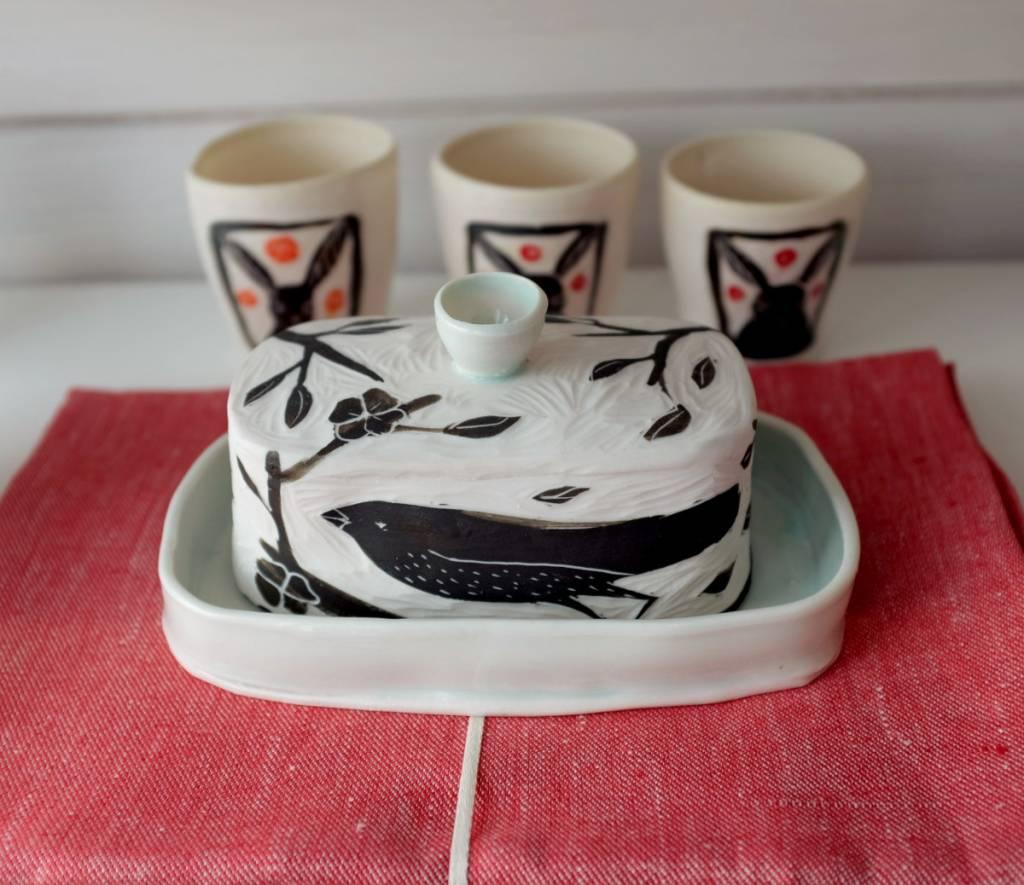 Loving the Locals - New White Owl Ceramics