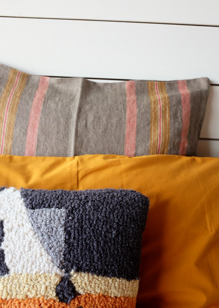 The Goldgrass Blog - Dreamy Organic Bed of the Week: Libeco Linen
