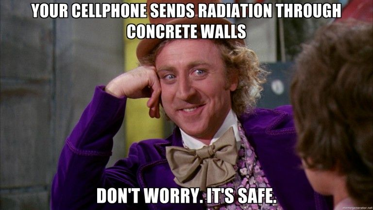 This is Your Brain on Phones. Cell Phone Radiation and Your Health.