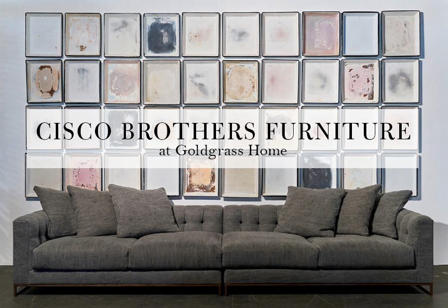 Cisco Brothers Furniture Goldgr Home