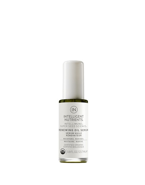 Intelligent Nutrients - Certified Organic Renewing Oil/Anti-Aging Serum TRAVEL 20ml