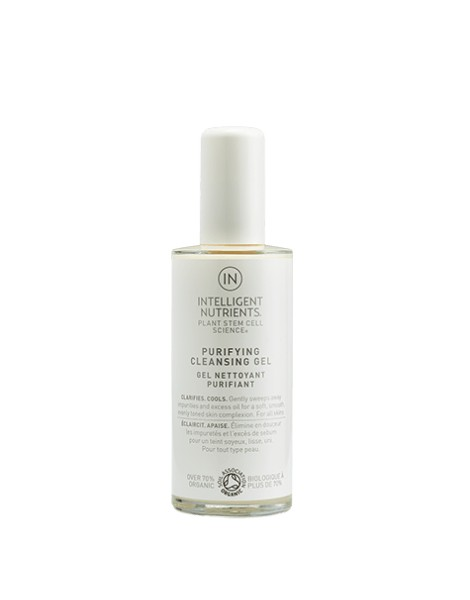 Intelligent Nutrients - Plant Stem Cell Purifying Gel Cleanser 97ml