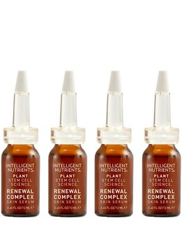 Intelligent Nutrients - Plant Stem Cell Science Renewal Complex (4 Vial)