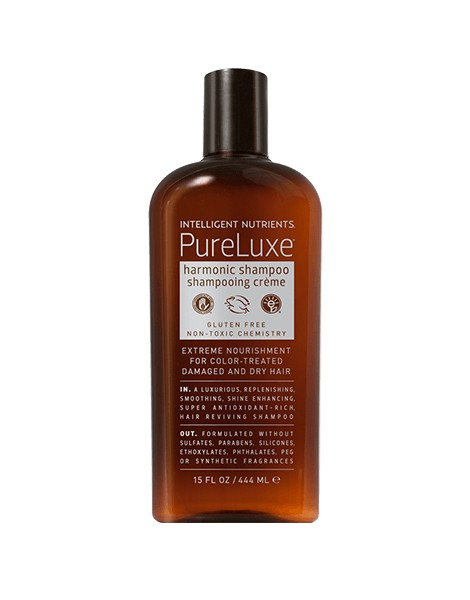 Intelligent Nutrients - Pureluxe Harmonic Shampoo, 444ml/15oz
