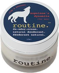 Routine Cream Deodorant - Napoleon's Dynamite