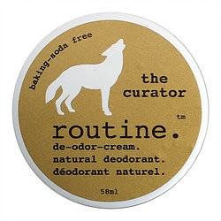 Routine Cream Deodorant - The Curator