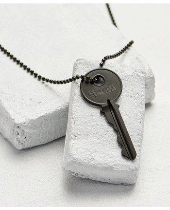 The Giving Keys Matte Black Giving Key