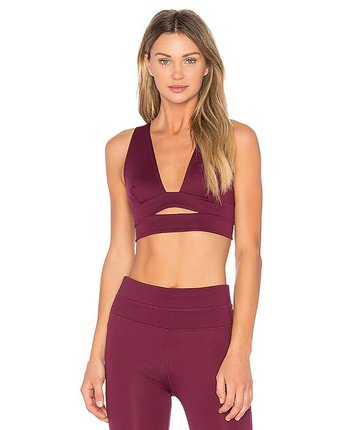 Free People City Slicker Bra