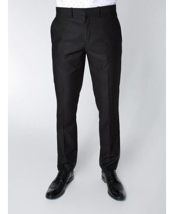 7 Diamonds Modena Black Dress Pant