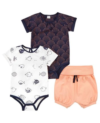 Petitelem Go With the Flow Girls Set