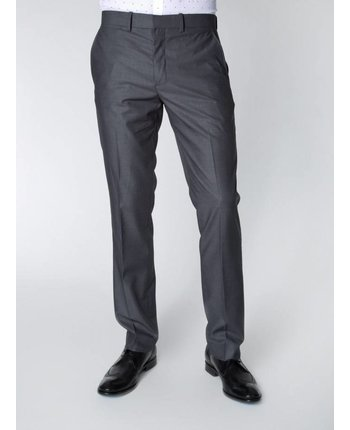 7 Diamonds Modena Grey Dress Pant