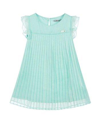 Mayoral 3933 Pleated Dress