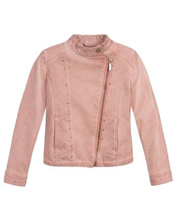 Mayoral 6455 Leather Jacket