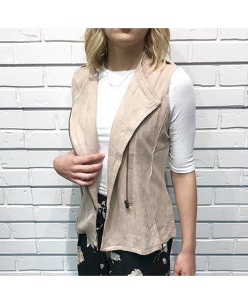 Vest w/ Zipper