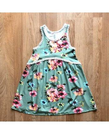 Floral Babydoll Dress