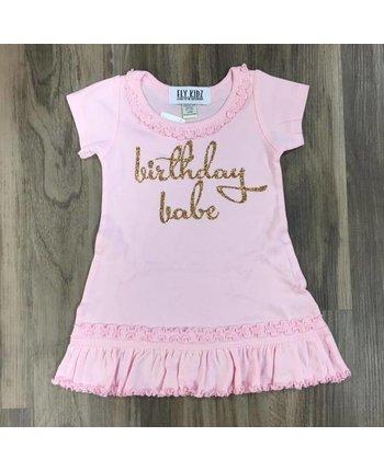 Birthday Babe Dress