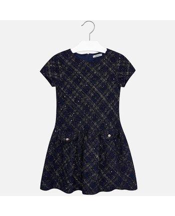 Mayoral 7925 Picot Dress
