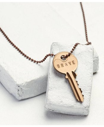 The Giving Keys Dark Bronze Key Classic