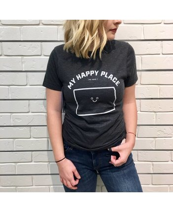 ND Home Happy Place Tee