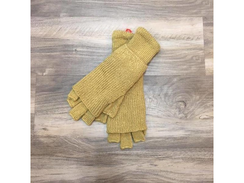 Wooden Ships Chunky Layered Gloves