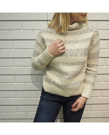 O'neill Livie Mock Neck Sweater