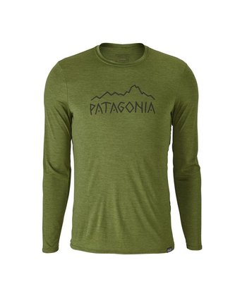Patagonia M's Capilene Daily LS Graphic Tee