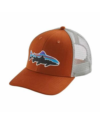 Patagonia Fitz Roy Trout Trucker Hat [more colors...]