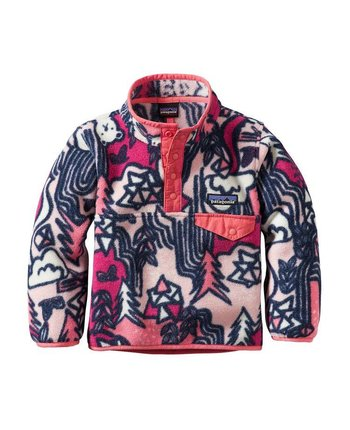 Patagonia Baby Lightweight Synch Snap Pullover