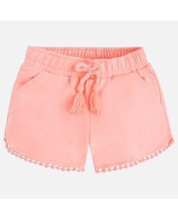 Mayoral 607 Knit Basic Shorts