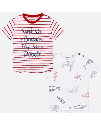 Mayoral 1052 2 Set T-Shirt