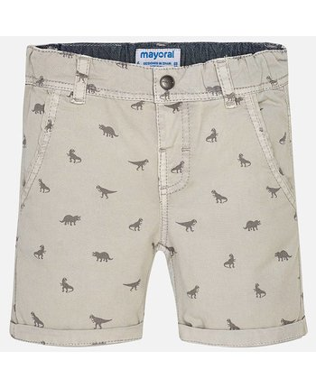 Mayoral 1290 Printed Shorts